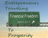 Entrepreneurs Traveling to Prosperity