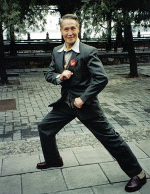 The Master Jou, Tsung Hwa Memorial Tai Chi Park Foundation
